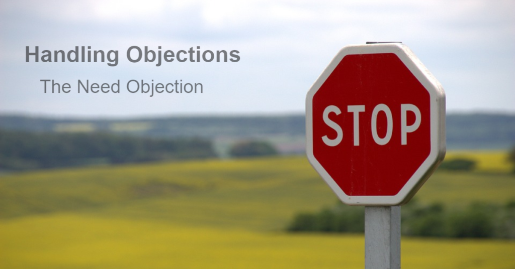 objection handling tips