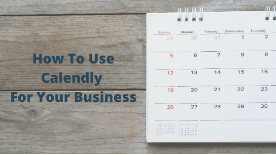 calendly for business